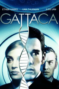 Gattaca art and content ©1997 Columbia Pictures, all rights reserved.