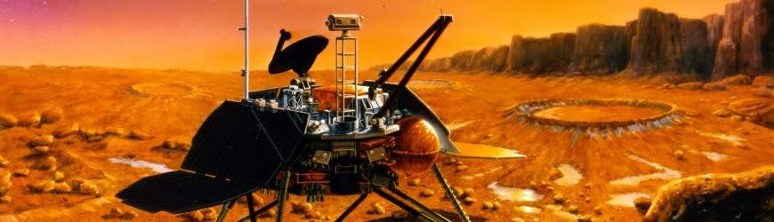 Sampling on Mars