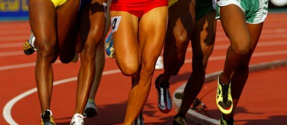 Running Olympics