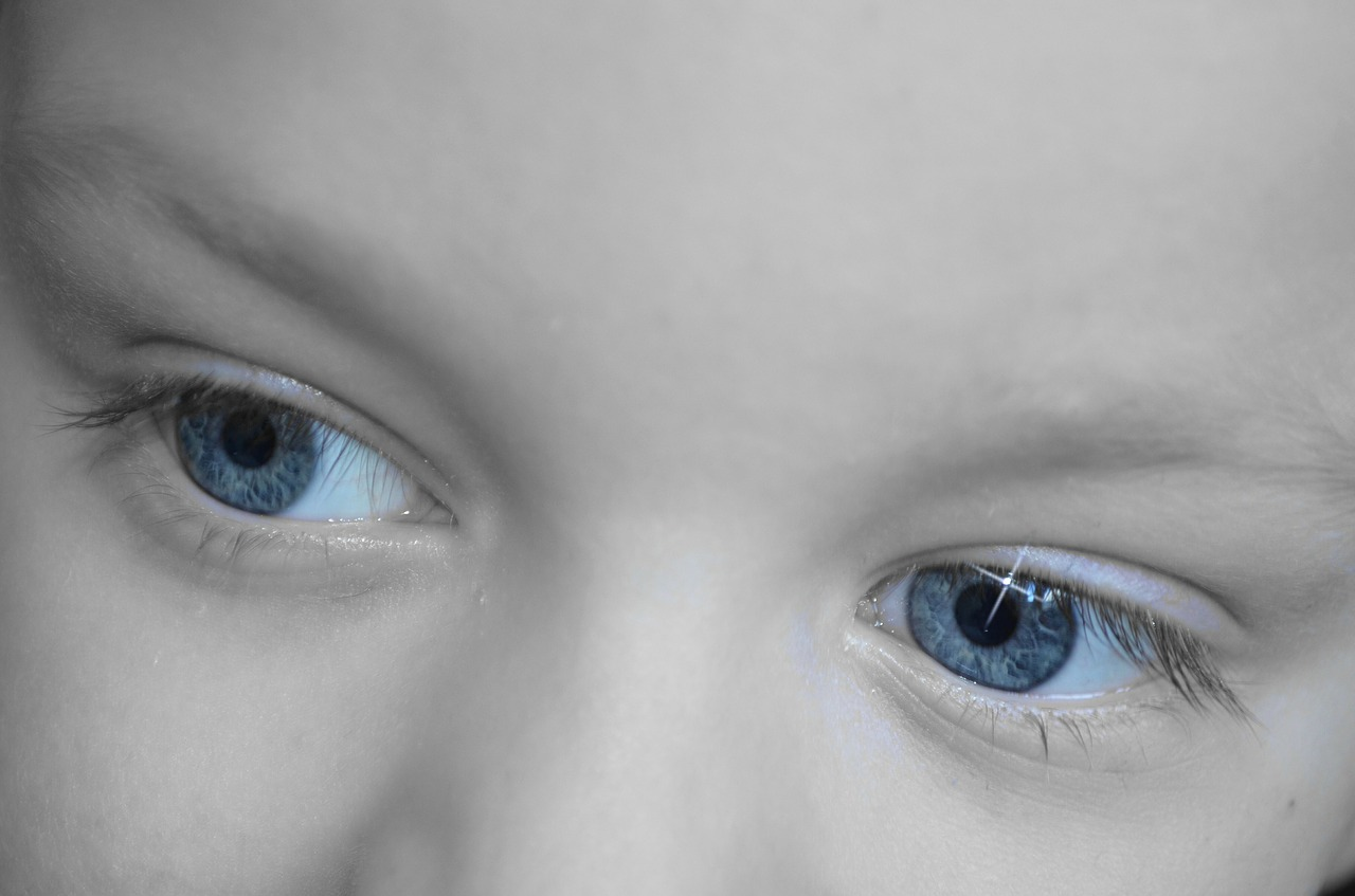 Where Do Blue Eyes Come From? | Splice
