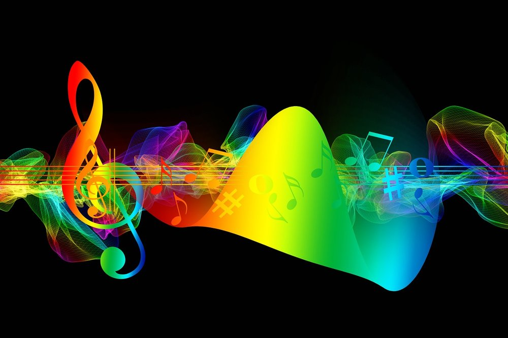 Image result for seeing sounds or hearing colours